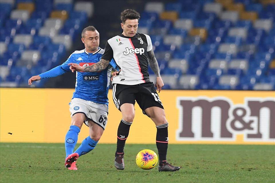 Tuttosport: nessun infortunato della Juve recupererà col Napoli