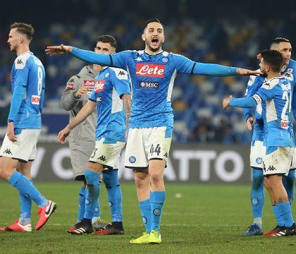Il Giornale: il Napoli si riprende tutto in una notte, l'ent