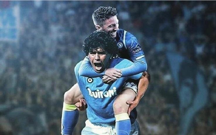 Mertens per sempre. È il Totti di Napoli, l'ultimo giocatore-bandiera