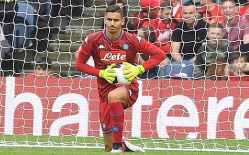 CorSport: contro la Lazio torna Meret. Probabile debutto di Lobotka. C'è anche Mertens