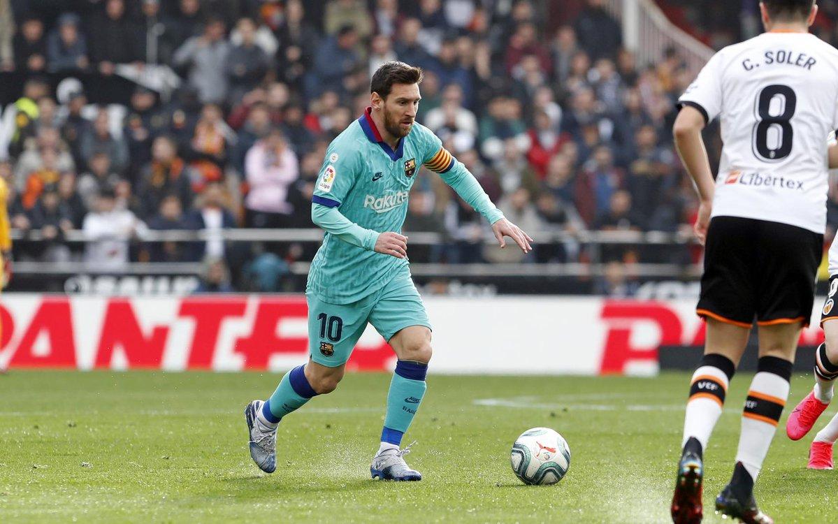Di svolta identitaria si può morire: il Barcellona perde 2-0 a Valencia