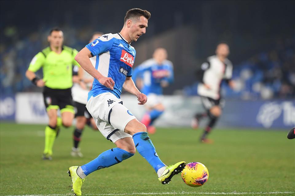 Tuttosport: Milik ha garantito alla Juve la disponibilità a trasferirsi