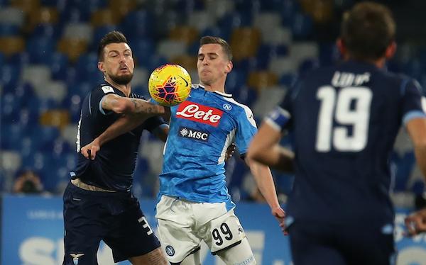 Gazzetta: Milik mai in gol contro Torino e Juventus