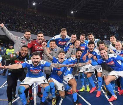 Prossima Serie A a porte chiuse: il Napoli perderebbe 70 mil