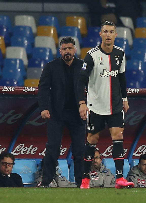Gattuso: «Sono un uomo del Sud, sono orgoglioso di allenare il Napoli»