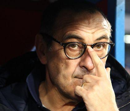 """Sarri: """"Ha ragione Guardiola. Giocare contro l'Atalanta è co"""
