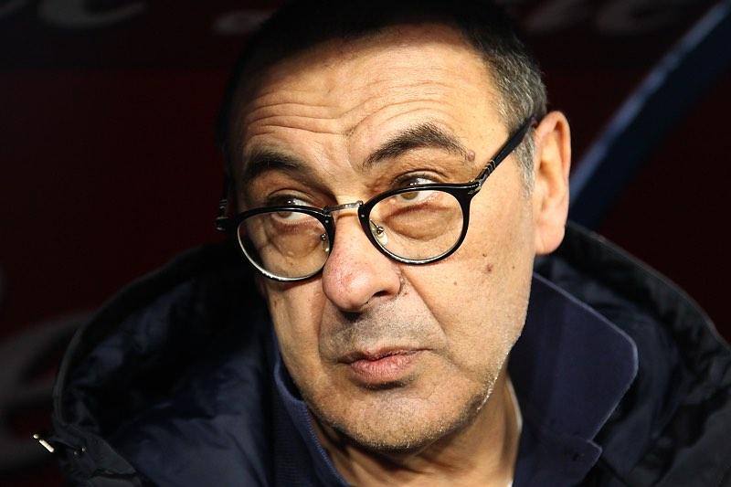 """Sarri: """"Stop campionato? Faccio l'allenatore, mi sto adeguando. Non abbiamo la sensazione della paura"""