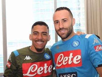 Napoli, i convocati per il Genoa: rientrano Ospina e Allan