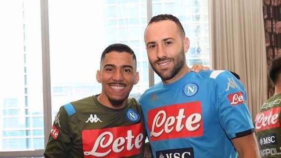 """Tuttosport: il Napoli venderà tutti i """"vecchi"""", resteranno solo Ospina e Allan"""