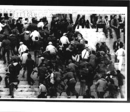 """Il Messaggero: """"Dallo striscione nacque l'uccisione di Papar"""