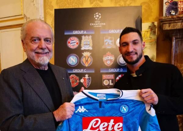 Ufficiale: Politano è un giocatore del Napoli