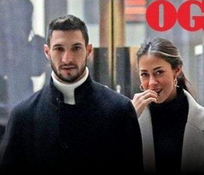 Le foto della relazione tra Politano e la ex di Dybala. Sua