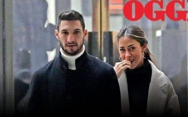 Le foto della relazione tra Politano e la ex di Dybala. Sua moglie lo ha scoperto con uno 007 privato