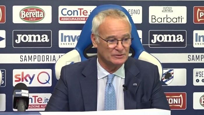 Ranieri-Samp, rinnovo in bilico. C'è distanza sulle cifre e sulla durata del contratto