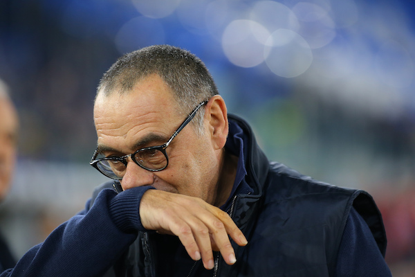 "Anche a Sarri dedicheranno una serie tv: ""Give me at least one dance"""