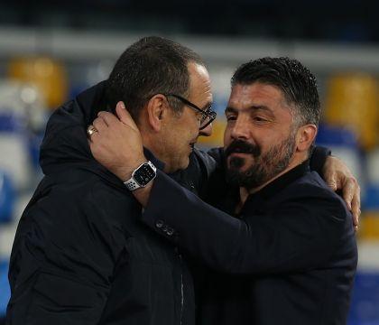 Napoli e Juve accomunate dal 4 3 3, ma quello di Gattuso fun