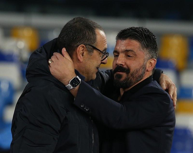 Gazzetta: il Napoli di Gattuso è distante da quello di Sarri, non c'è una sola strada per vincere