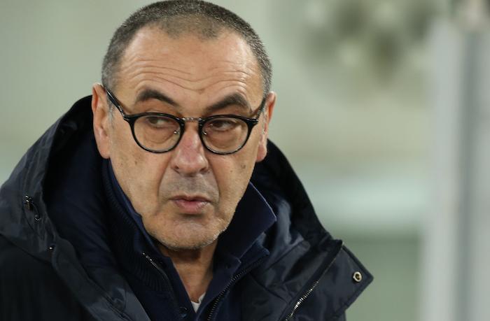 Sarri: Juve-Inter a porte chiuse? Allora valga per tutta la Serie A