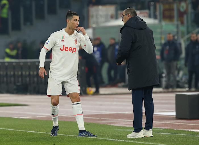 """Sconcerti: """"Il sarrismo è finito quando Sarri è andato a Montecarlo da Ronaldo"""""""