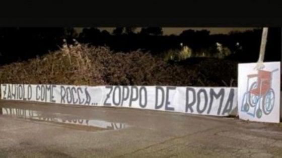 """Il questore di Roma: """"Striscioni contro Zaniolo? Gesti isolati. Straordinaria collaborazione con le società"""""""