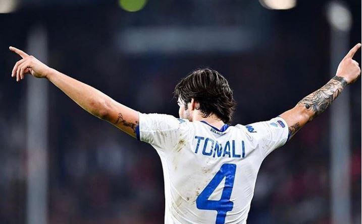 Pedullà: il Napoli ha provato a prendere Tonali a gennaio
