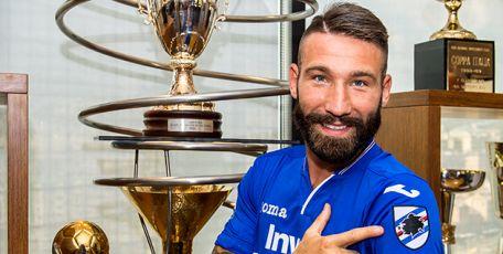 Sky – Tonelli in campo per il primo allenamento con la Sampdoria