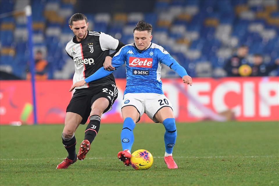 Rabiot squalificato: salterà la partita col Napoli