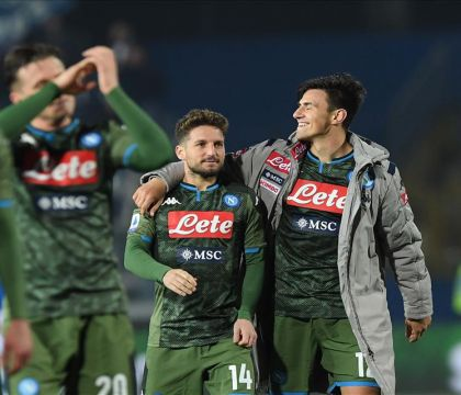 CorSera: il Napoli non incanta ma parte col piede giusto per