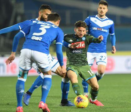 Tuttosport: Mertens convocato, ma Gattuso non vuole rischiar