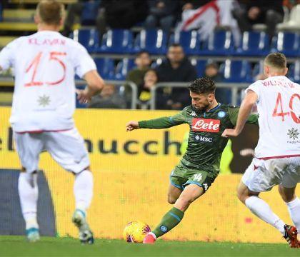 Repubblica: con la vittoria sul Cagliari il Napoli si riaffaccia in zona ...