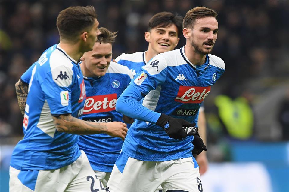 Gazzetta: contro l'Inter il Napoli ripartirà dal 4-1-4-1