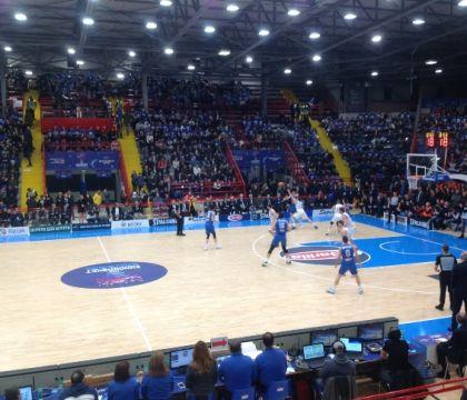 Napoli in festa per la Nazionale di basket: al PalaBarbuto l