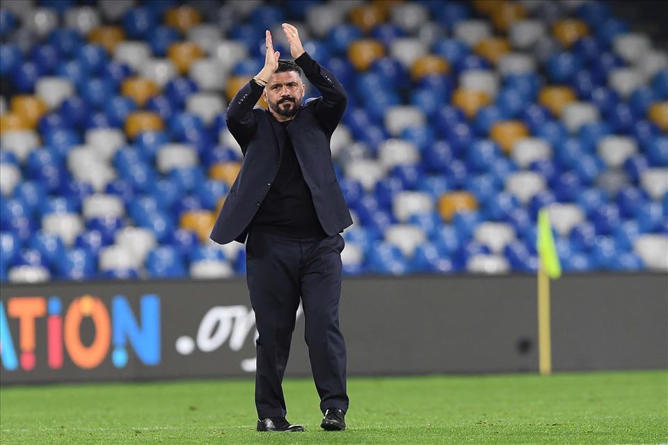 Il Giornale: il catenaccio di Gattuso sta accompagnando il Napoli fuori dal tunnel