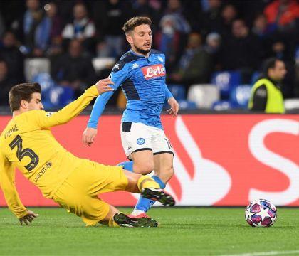 CorSport: Mertens Napoli, il belga vuole 5 milioni di ricono