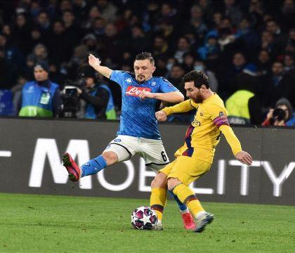 El Pais: il tanto atteso Messi si è sciolto nella casa di Di