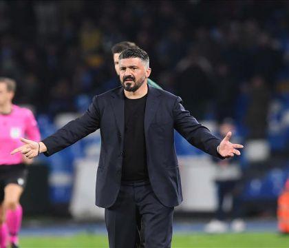 Gattuso: «Quando arriverà Osimhen vi dico cosa cambia con lu