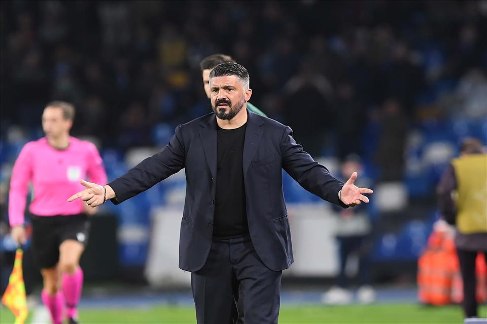 Gattuso: «Quando arriverà Osimhen vi dico cosa cambia con lui»