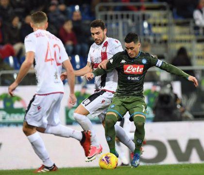 Gattuso si converte al Napoli camaleonte e vince a Cagliari