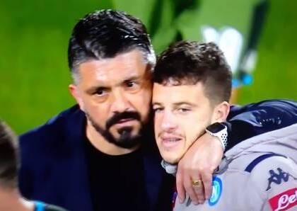 Gazzetta: Gattuso sceglie Zielinski e Demme per arginare Messi