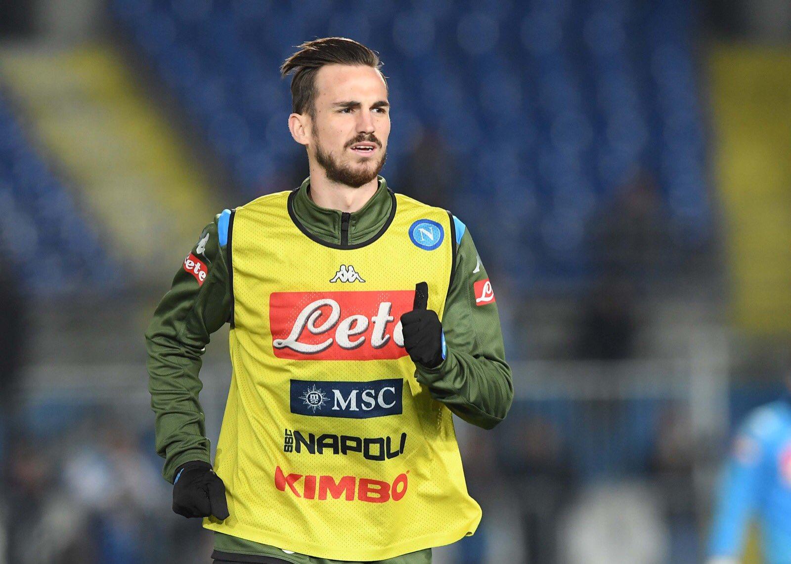Il sinistro di Fabian (evidentemente scarso) porta il Napoli in zona Europa League