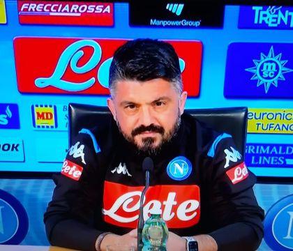 Gattuso in calabrese: «Se il Barcellona è in difficoltà, noi