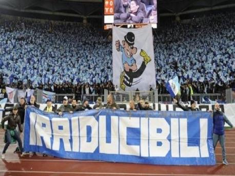 """Lazio, si sciolgono gli """"Irriducibili"""" di Diabolik. «Troppo sangue versato»"""