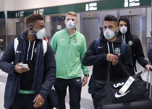 Coronavirus / Il Ludogorets a Milano con l'epidemiologo, porte chiuse anche per i giornalisti