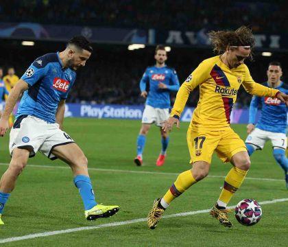 Opta: Il Barcellona non toccava così poche palle in area avv