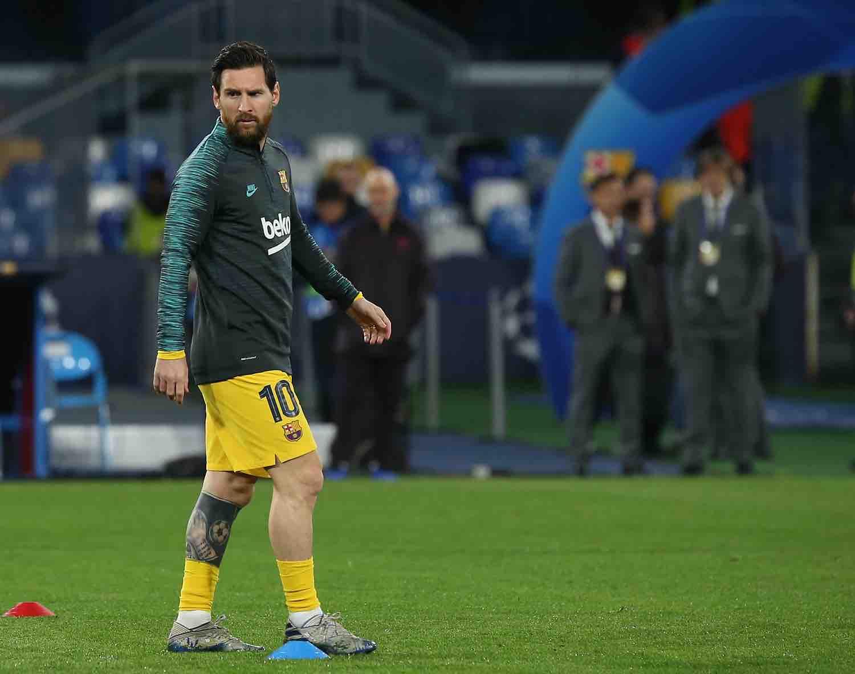 L'incredibile viaggio di Messi oltre la tattica: ora è il 10 definitivo