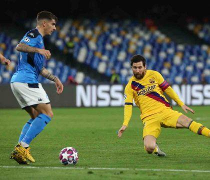 Ufficiale: Messi infortunato, ha una contrattura al quadrici
