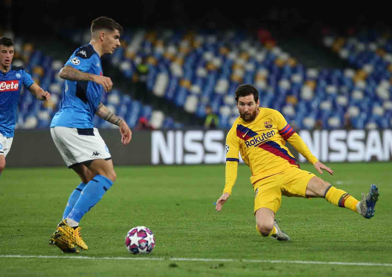 Ufficiale: Messi infortunato, ha una contrattura al quadricipte