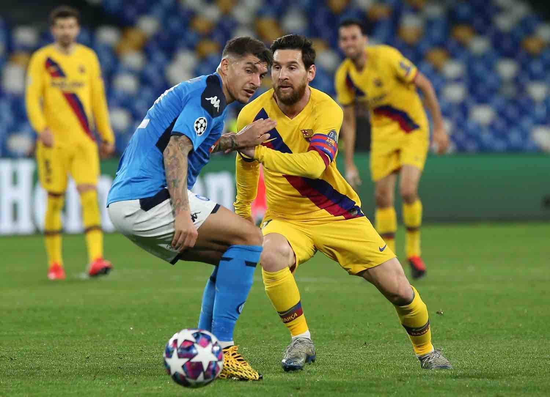 Pareggiare 1-1 col Barcellona e recriminare: la notte di maturità del Napoli di Gattuso