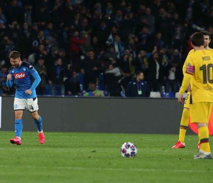 """Il Napoli: """"Ancora tutto in piedi, l'avventura continua"""""""