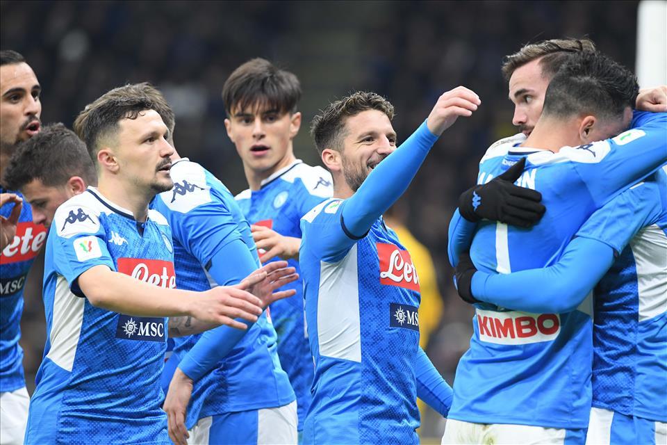 Inter-Napoli 0-1, pagelle / Il gol di Fabian è un arcobaleno notturno e Gattuso merita un 7